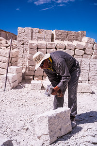 "This practice continues today in the traditional way, supplying the building material which gives Arequipa the nickname ""La Ciudad Blanca"""