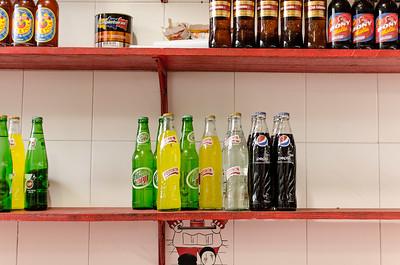 Shop in Bogota, Colombia.