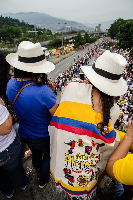 Feria de las Flores in Medellien