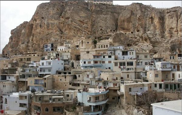 Maaloula village