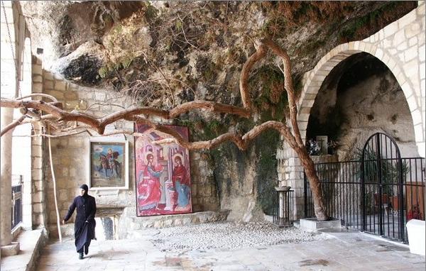 Saint Thecla monastery