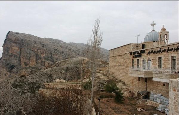 Mar Sarkis monastery