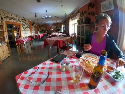El Sombrerito restaurant
