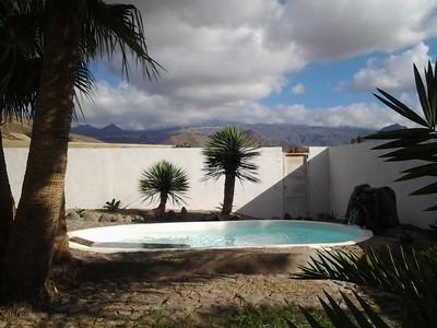 Villa Guaza Granero pool
