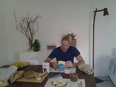 Villa Guaza Granero breakfast