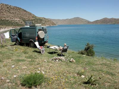 Lake Van campspot