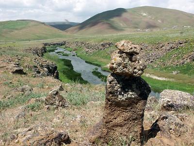 Bendimahi river