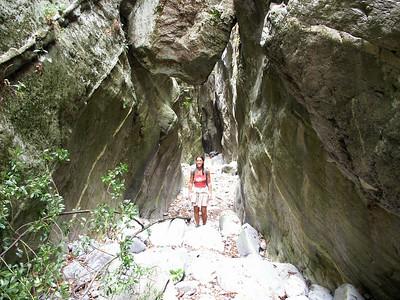 Rindomo gorge