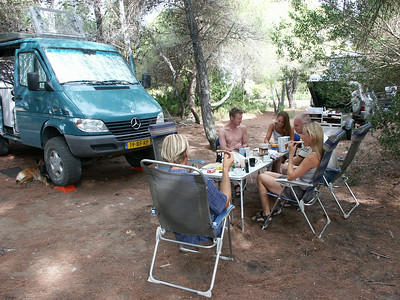Elaia beach campspot