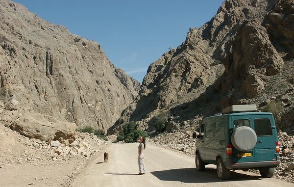 Wadi Khabb Shamsi