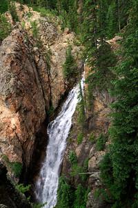 Booth Creek Falls