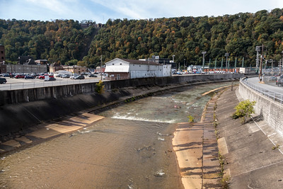 Conemaugh River, Johnstown, PA