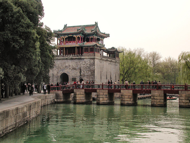 Summer Palace (guard tower?)