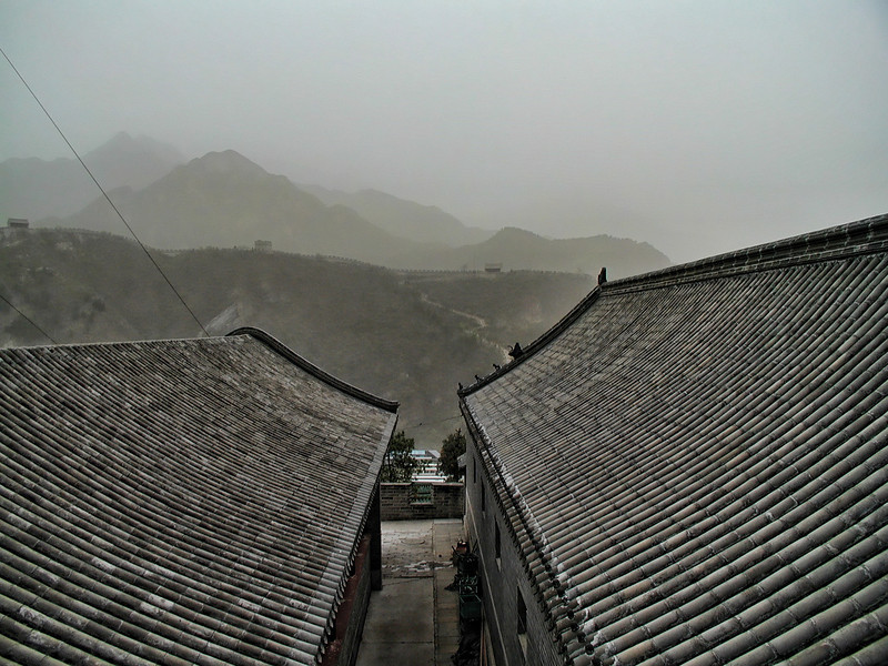 Rooftops at Great Wall