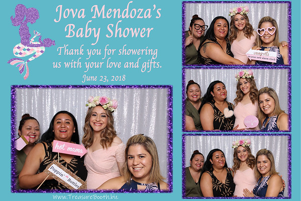 Jova Mendoza's Baby Shower
