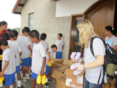 Jovenes en Camino - Helping the People of Honduras