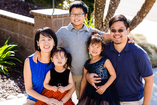 The C Family | November 2017 | San Diego, CA