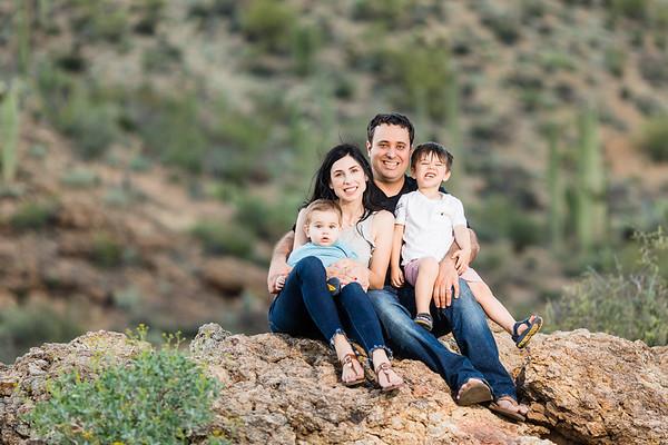 The H Family | April 2018 | Tucson, AZ