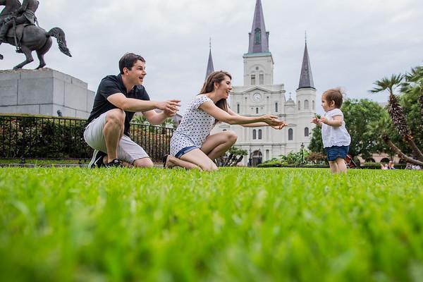 The L Family | August 2017 | New Orleans, LA