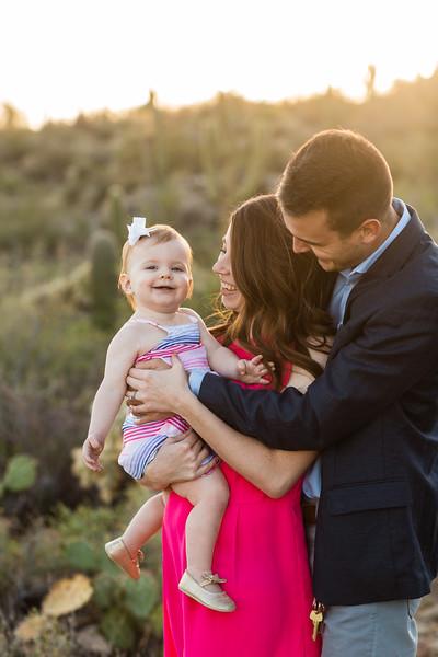 The O Family | April 2018 | Marana, AZ
