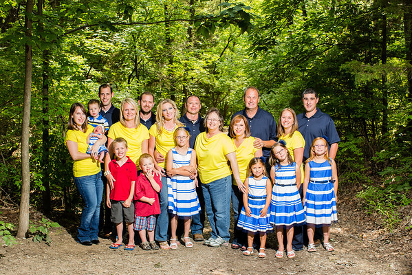 The S, M, & O Families | June 2013 | Kansas | Chris