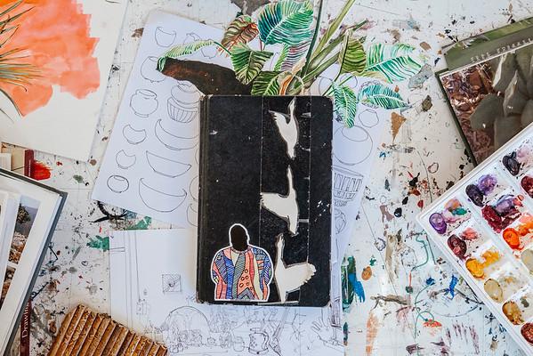 Joy Sketchbooks
