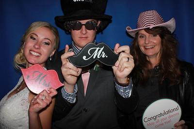 Joy  & Tyler Wedding 11-21-15