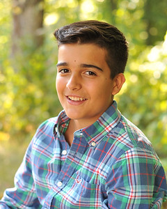 Ethan School Portraits