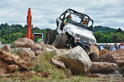2013 Great American Jeep Rally