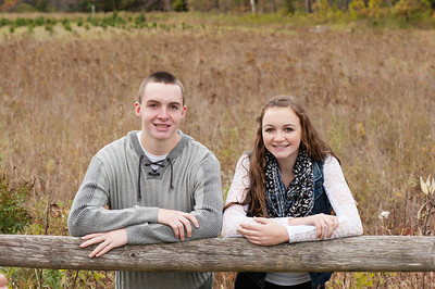 Ryan & Jenna Ellington High School
