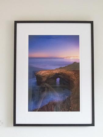 Sunset Cliffs: Moonlit Memories