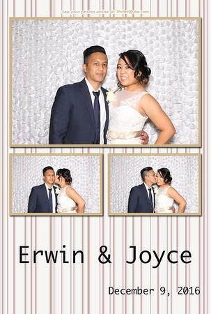 Joyce and Erwin