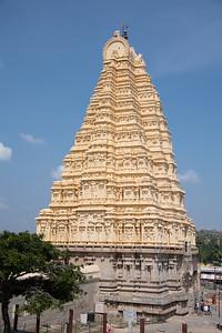 Virupaksha Temple, Hampi, Gopuram