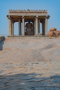 Sasivekalu Ganesha, 1506AD.