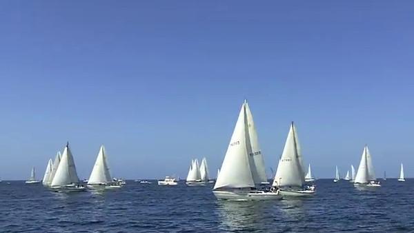 2012 Lexus Newport to Ensenada Yacht Race