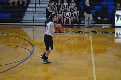 Jr. High Basketball 2016