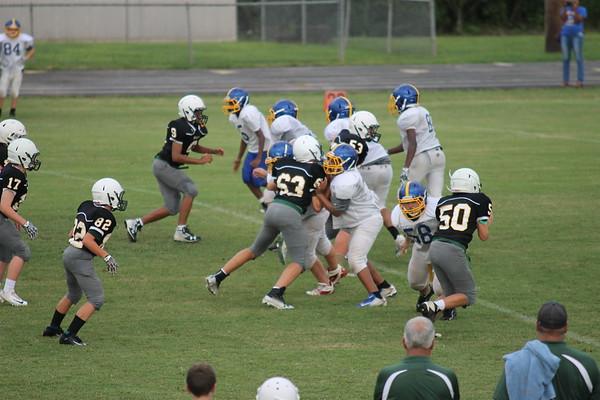 Jr High Football (Brame)