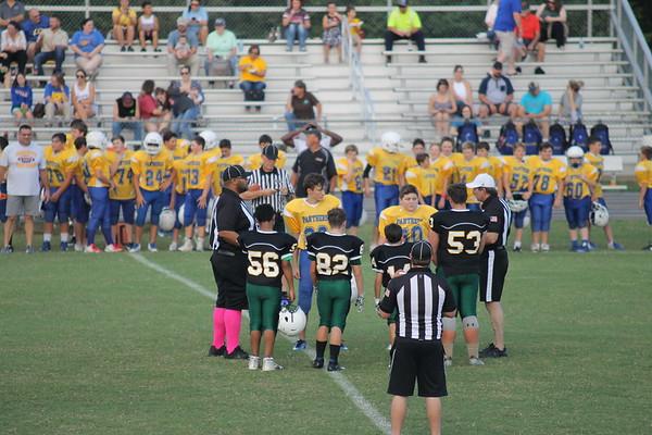 Jr High Football Buckeye