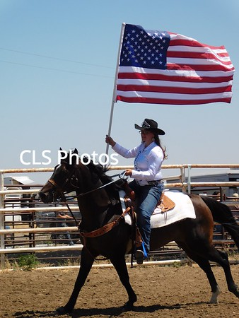 Shoshone Jr Rodeo 2017