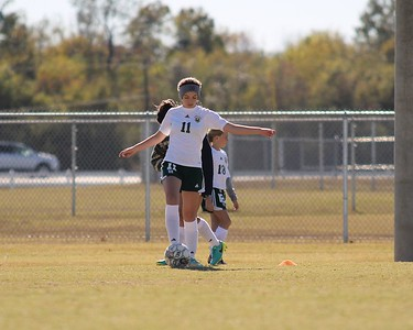 Jr hi Girls Soccer