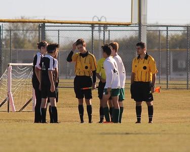 Jr hi boys soccer