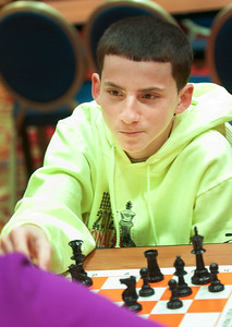 File name - 1949-JrOB-Chess2012  Jr. Orange Bowl International Scholastic Chess Championship at the Marriott Campus Hotel in Miami on Dec. 29th, 2012. (Photo by MagicalPhotos.com / Mitchell Zachs)