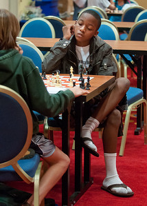 File name - 1978-JrOB-Chess2012  Jr. Orange Bowl International Scholastic Chess Championship at the Marriott Campus Hotel in Miami on Dec. 29th, 2012. (Photo by MagicalPhotos.com / Mitchell Zachs)
