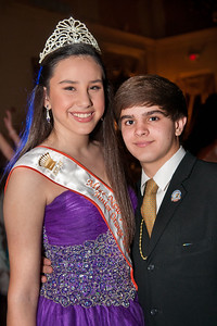 3121-JrOB-QueensBall  Junior Orange Bowl Queen's Ball in the Alhambra Room at the Biltmore Hotel in Coral Gables on Jan. 5th, 2012. (Photo by MagicalPhotos.com / Mitchell Zachs)