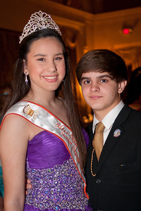 3122-JrOB-QueensBall  Junior Orange Bowl Queen's Ball in the Alhambra Room at the Biltmore Hotel in Coral Gables on Jan. 5th, 2012. (Photo by MagicalPhotos.com / Mitchell Zachs)