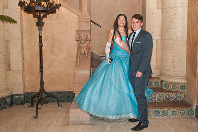 3112-JrOB-QueensBall  Junior Orange Bowl Queen's Ball in the Alhambra Room at the Biltmore Hotel in Coral Gables on Jan. 5th, 2012. (Photo by MagicalPhotos.com / Mitchell Zachs)