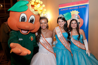 3095-JrOB-QueensBall  Junior Orange Bowl Queen's Ball in the Alhambra Room at the Biltmore Hotel in Coral Gables on Jan. 5th, 2012. (Photo by MagicalPhotos.com / Mitchell Zachs)