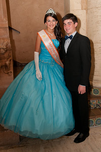 3110-JrOB-QueensBall  Junior Orange Bowl Queen's Ball in the Alhambra Room at the Biltmore Hotel in Coral Gables on Jan. 5th, 2012. (Photo by MagicalPhotos.com / Mitchell Zachs)
