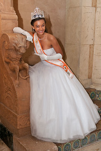3099-JrOB-QueensBall  Junior Orange Bowl Queen's Ball in the Alhambra Room at the Biltmore Hotel in Coral Gables on Jan. 5th, 2012. (Photo by MagicalPhotos.com / Mitchell Zachs)