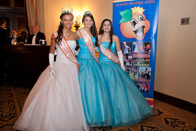 3092-JrOB-QueensBall  Junior Orange Bowl Queen's Ball in the Alhambra Room at the Biltmore Hotel in Coral Gables on Jan. 5th, 2012. (Photo by MagicalPhotos.com / Mitchell Zachs)